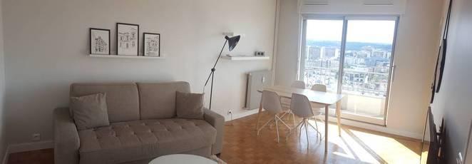 Location meublée studio 31m² Boulogne-Billancourt (92100) - 1.300€