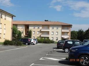 Location appartement 3pièces 52m² Carbonne - 540€