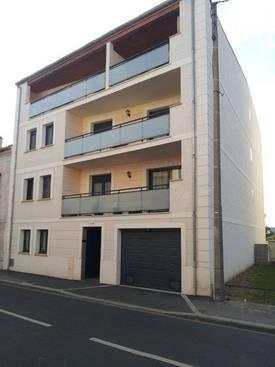 Location appartement 2pièces 40m² Montreuil (93100) - 1.135€