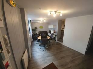 Location bureaux et locaux professionnels 120m² Paris 16E - 4.113€