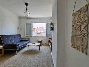 Location meublée appartement 3pièces 44m² Montpellier (34) - 720€
