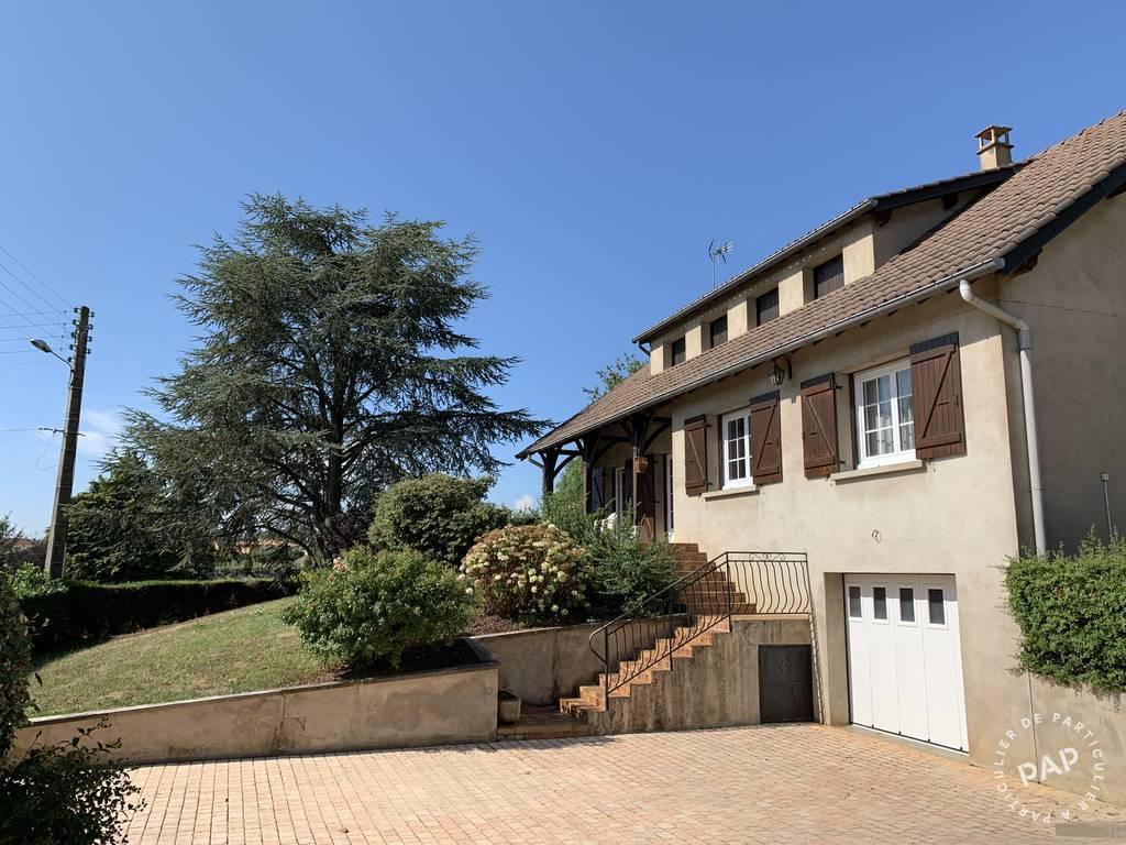 Vente Maison Tournus Centre 118m² 184.000€