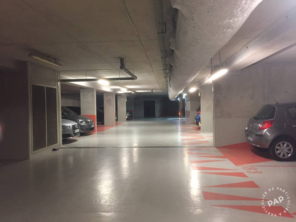 Location Garage, parking Paris 17E  180 €