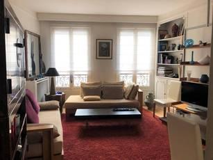 Vente appartement 2pièces 50m² Paris 16E - 620.000€