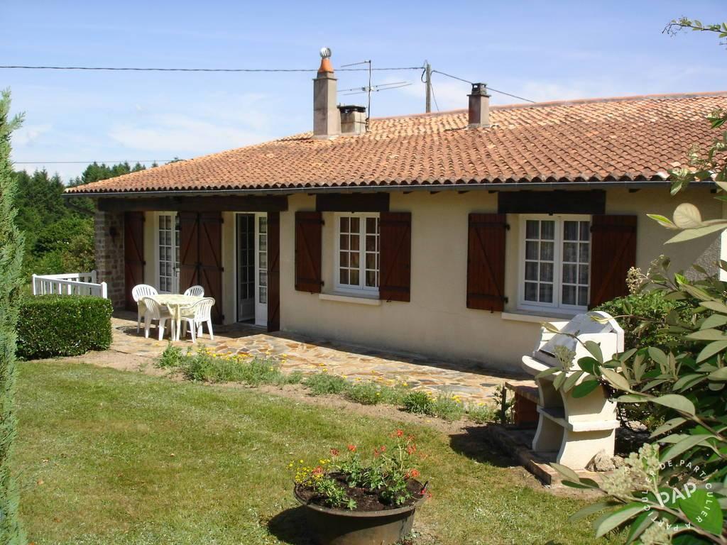 Vente Maison Nontron 133m² 175.000€