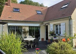Vente maison 120m² Puiseux-Le-Hauberger - 320.000€