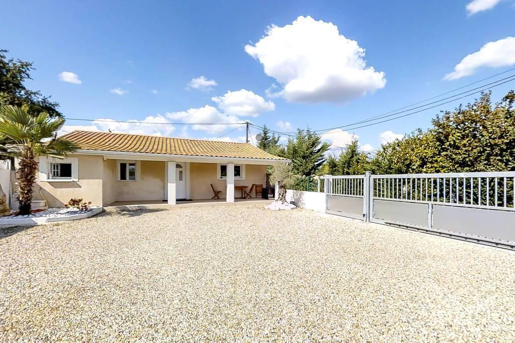 Vente Maison Pessac (33600) 78m² 330.000€