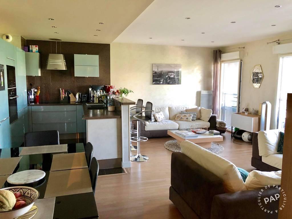 Vente Appartement Issy-Les-Moulineaux (92130) 76m² 682.000€