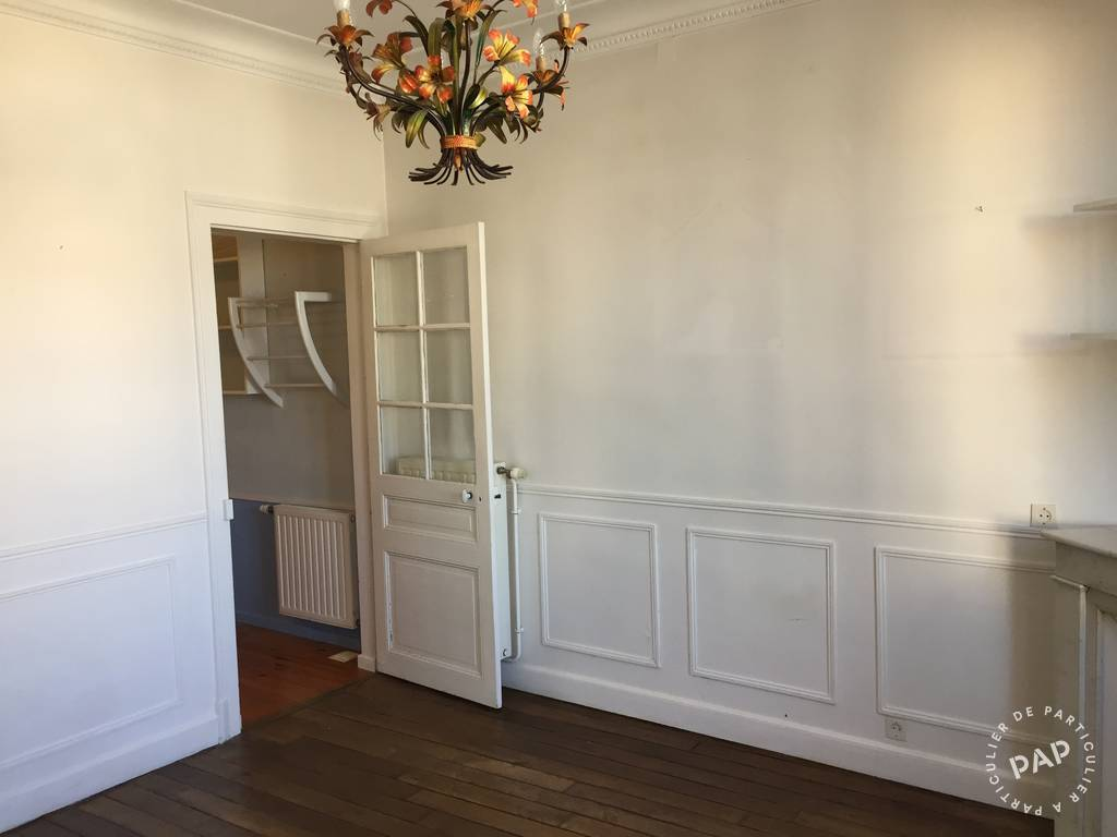 Location Appartement Reims (51100) 40 m² 485 €