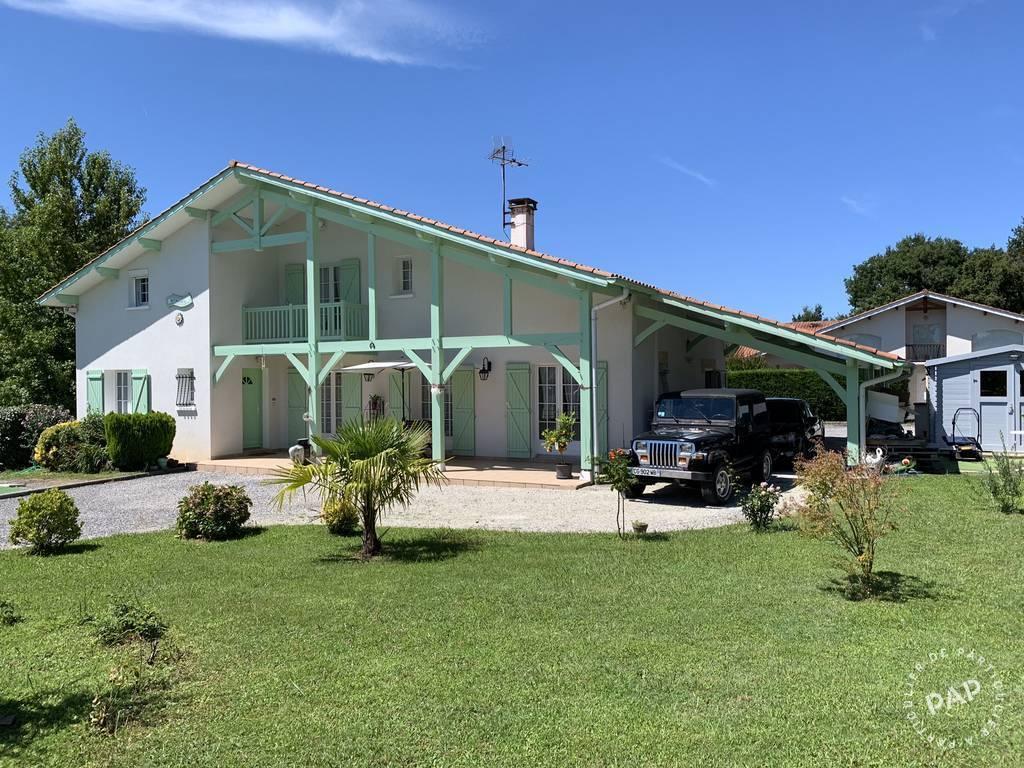 Vente Maison Saint-Andre-De-Seignanx (40390)