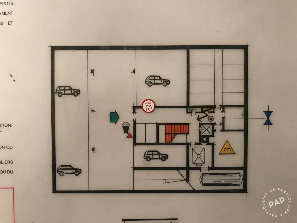 Location Garage, parking Courbevoie (92400)