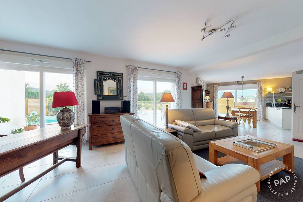 Vente immobilier 408.000€ Tornac (30140)