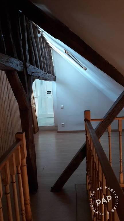 Location immobilier 510€ Villeneuve-Sur-Yonne (89500)