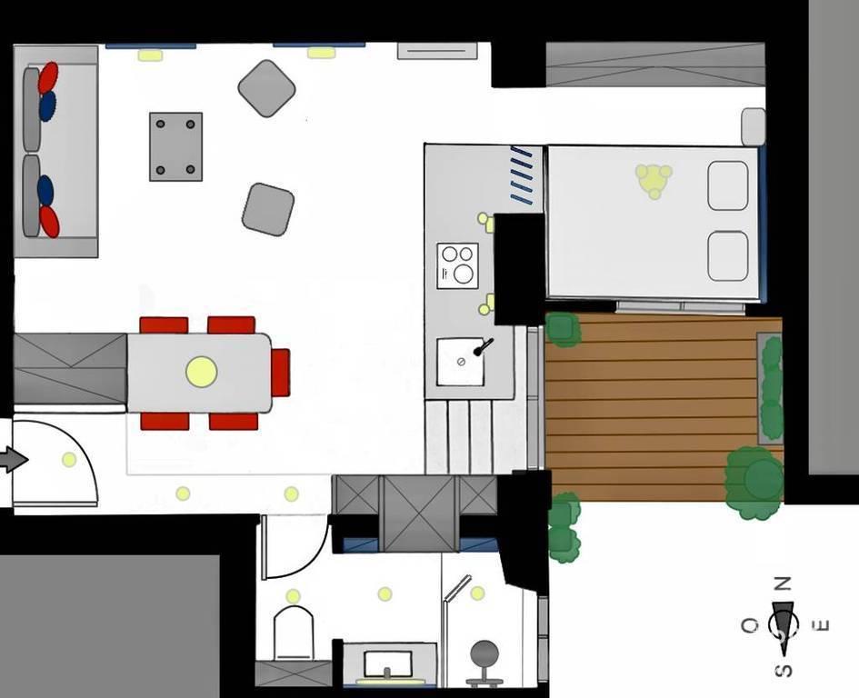 Vente immobilier 358.000€ Paris 17E
