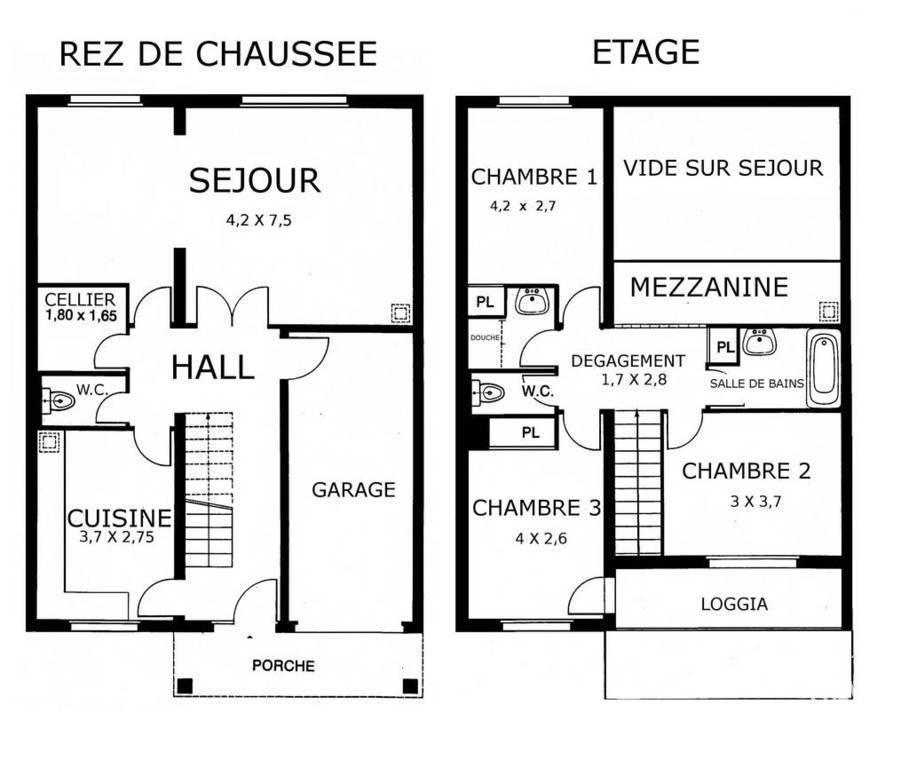 Location Maison 106m²