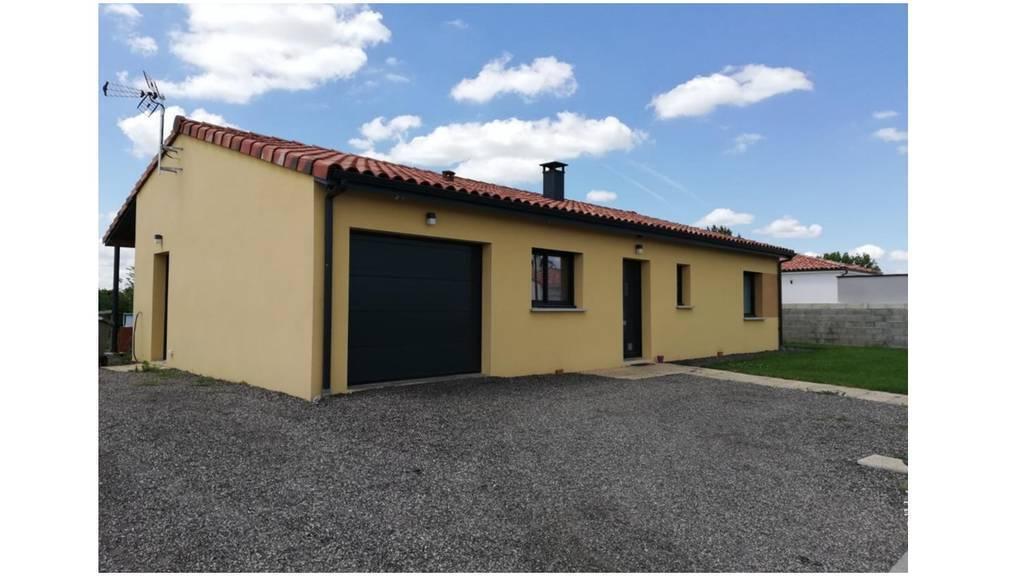 Maison 1.150€ 95m² Lamasquere (31600)