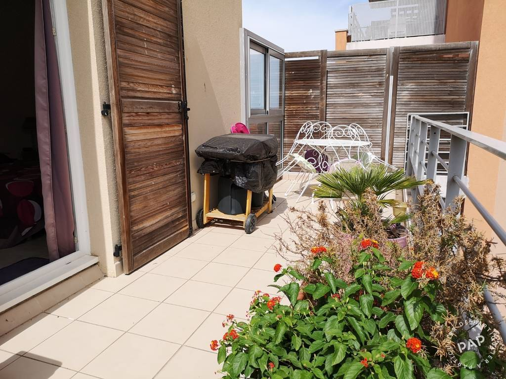 Appartement 230.000€ 56m² Sete (34200)