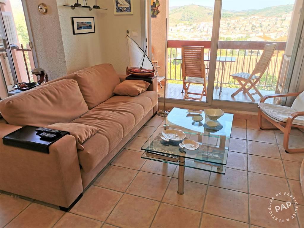Appartement 250.000€ 63m² Banyuls-Sur-Mer (66650)