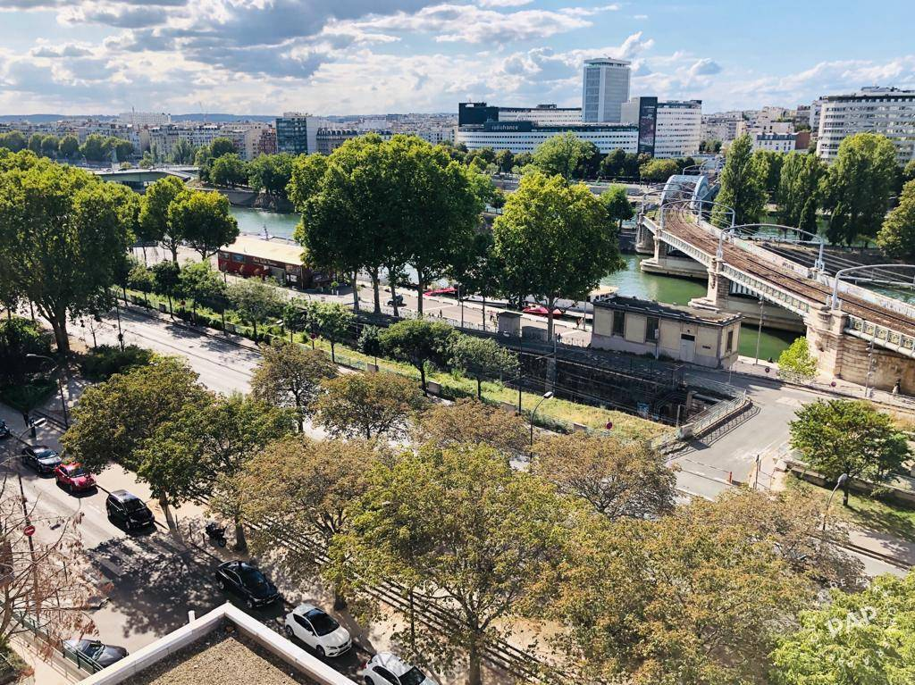 Appartement 900.000€ 90m² Paris 15E