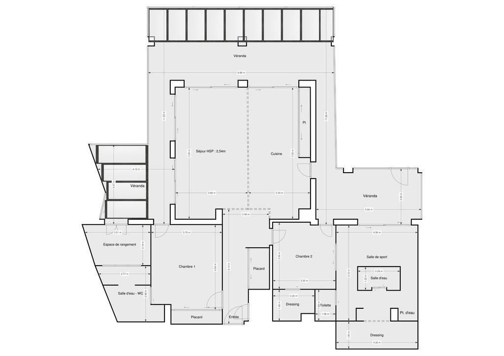 Immobilier Hendaye (64700) 650.000€ 132m²