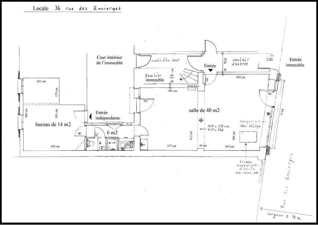 Location immobilier Bureaux et locaux professionnels