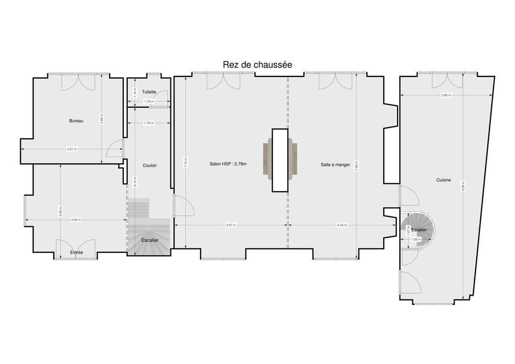 Vente Maison Guerard (77580) 380m² 680.000€