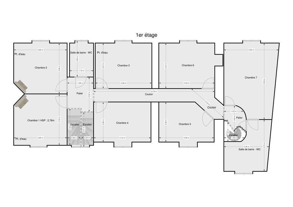 Vente Maison Guerard (77580)