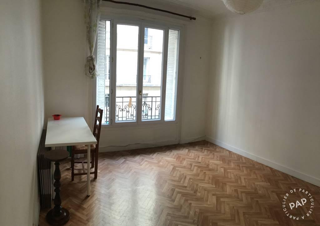 Vente Appartement Paris 18E 52m² 460.000€