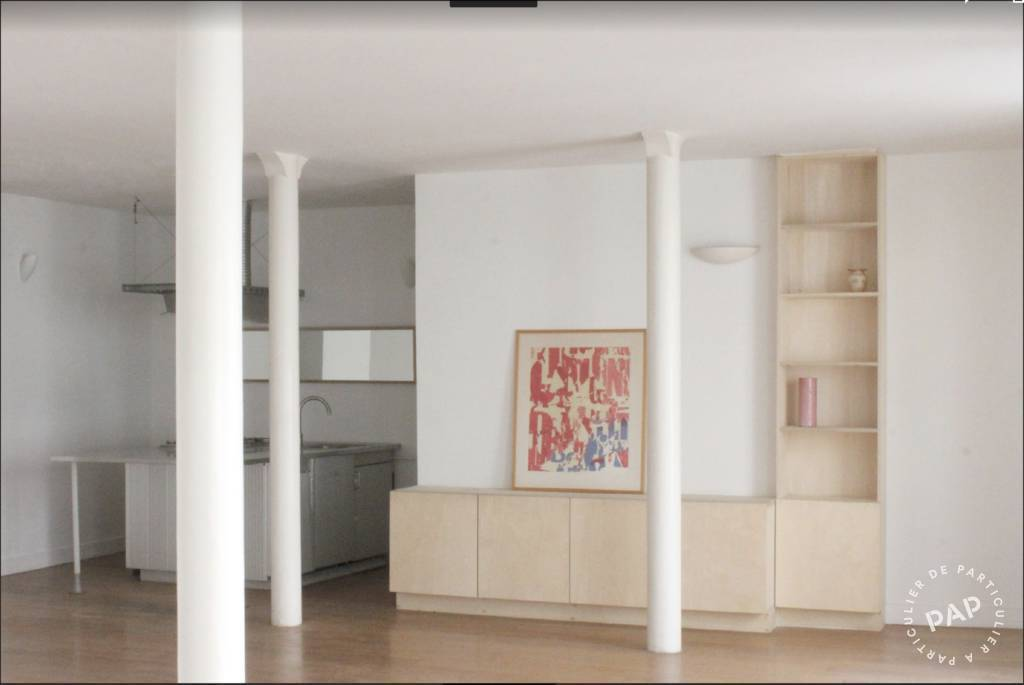 Vente appartement 3 pièces Paris 4e