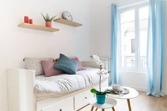 Location meublée studio 22m² Asnières-Sur-Seine - 910€