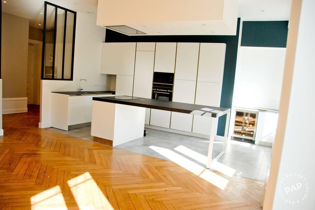 Vente Appartement Lyon 6E 125m² 890.000€
