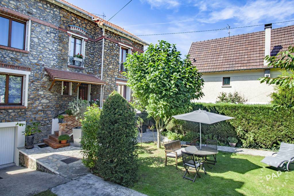 Vente Maison Neuilly-Sur-Marne (93330) 123m² 520.000€