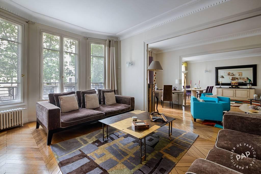 Vente Appartement Paris 17E 178m² 2.136.000€