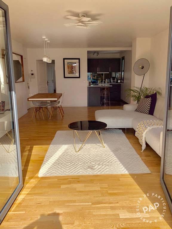 Vente Appartement Nogent-Sur-Marne (94130) 80m² 630.000€