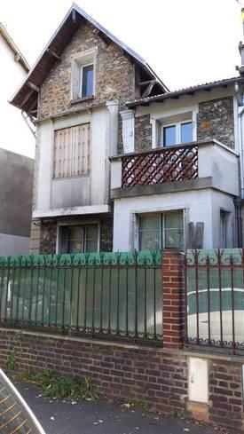 Vente appartement 3pièces 50m² Arcueil - 160.000€