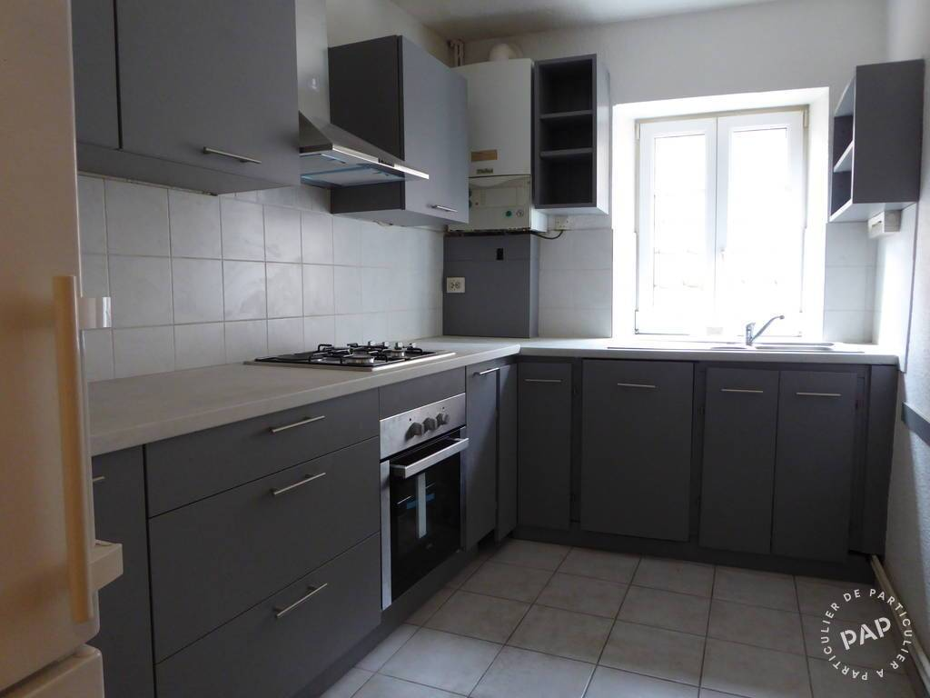 Vente Appartement Guebwiller (68500) 67m² 115.800€