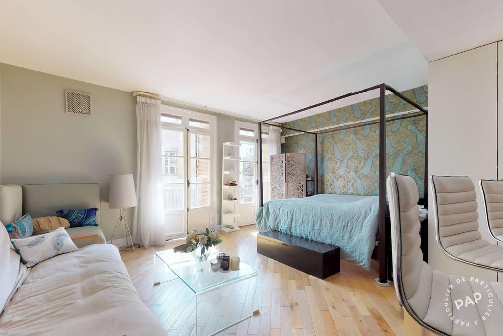 Vente Appartement Loi Carrez Paris 18E 44m² 590.000€