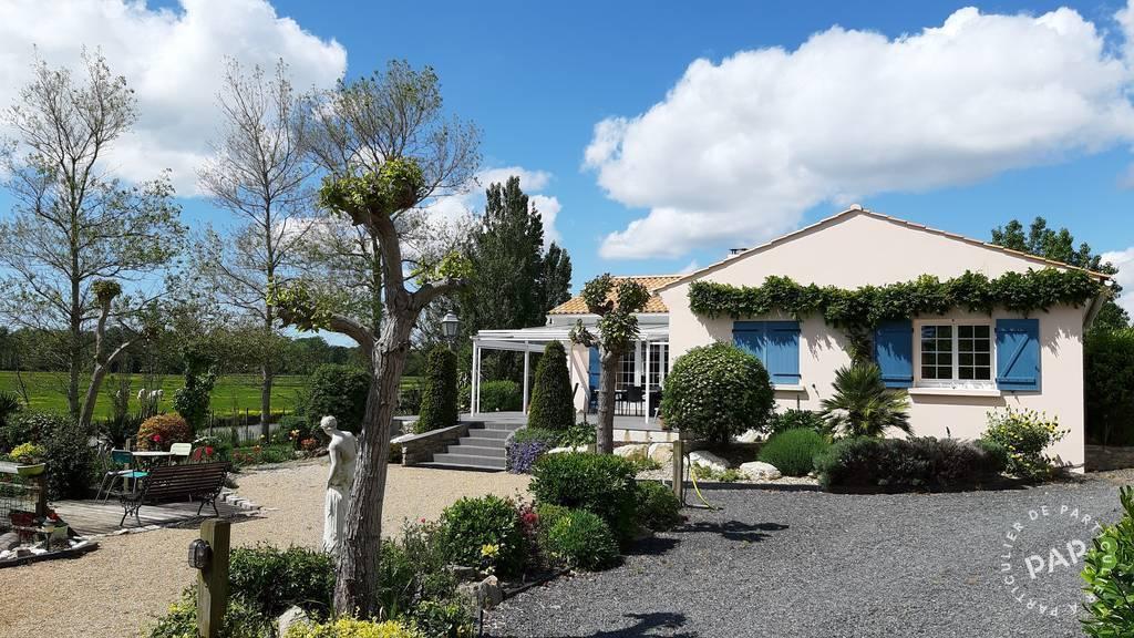 Vente Maison Givrand (85800) 136m² 385.000€