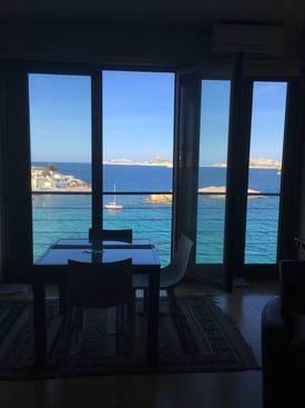 Location meublée appartement 2pièces 60m² Marseille 7E - 1.100€