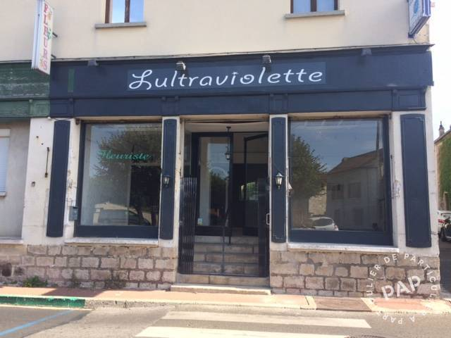 Location Local commercial Coye-La-Foret (60580) 65 m² 900 €