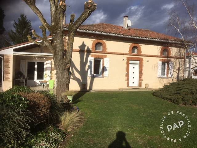 Vente Maison Sainte-Foy-De-Peyrolieres (31470) 288m² 499.500€