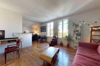 Vente appartement 4pièces 72m² Asnieres-Sur-Seine (92600) - 545.000€