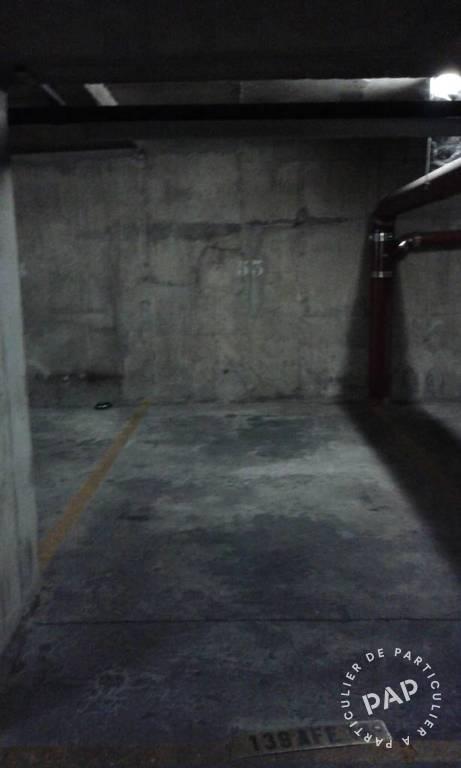 Location Garage, parking Paris 10E  95€