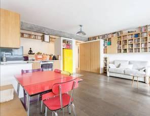 Vente appartement 3pièces 66m² Paris 20E - 640.000€