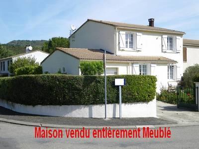 Vente maison 95m² Quillan (11500) - 180.000€