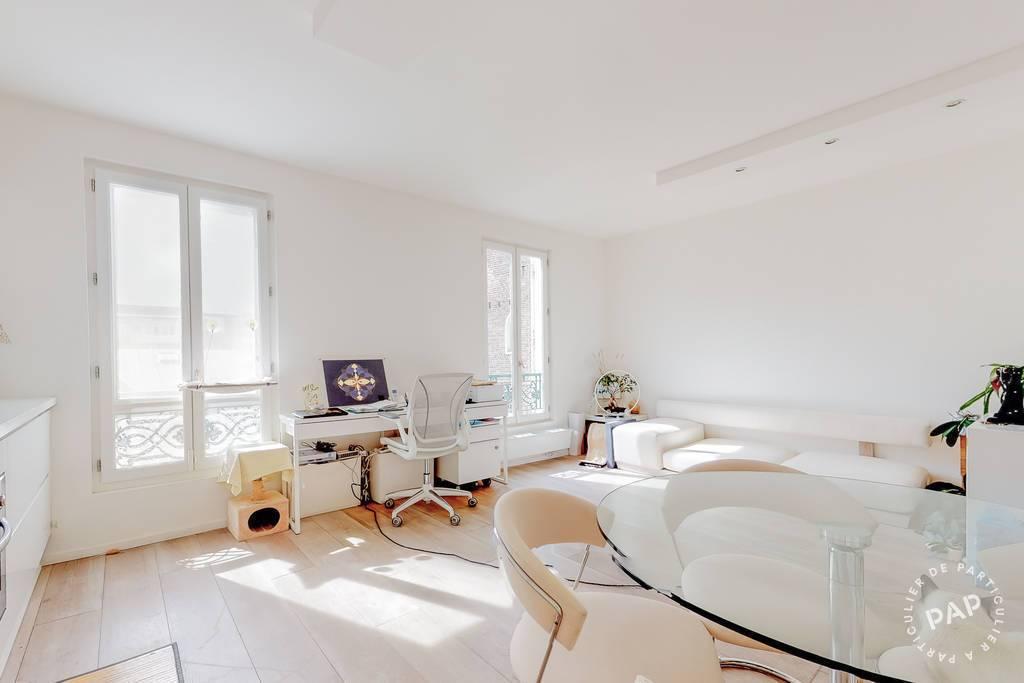 Vente Appartement Paris 18E 44m² 790.000€