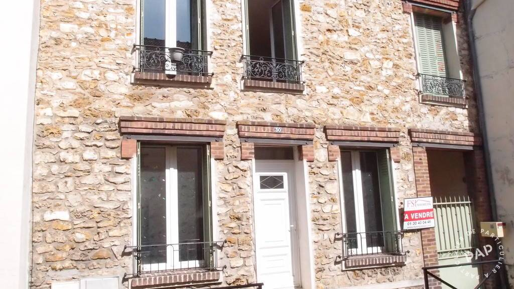 Vente Maison Saint-Leu-La-Foret (95320) 126m² 410.000€