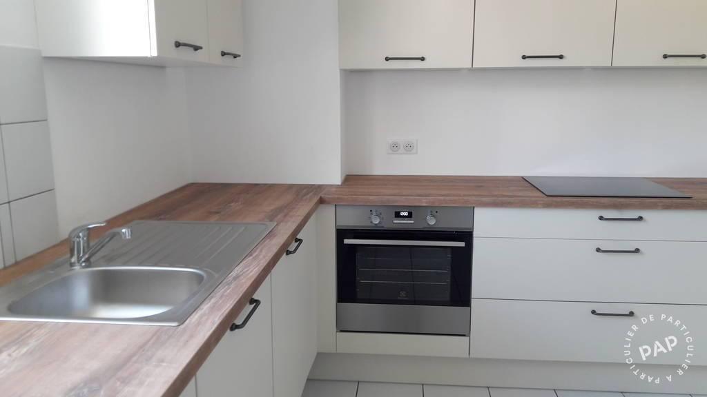 Location Appartement Reims (51100) 110m² 1.220€
