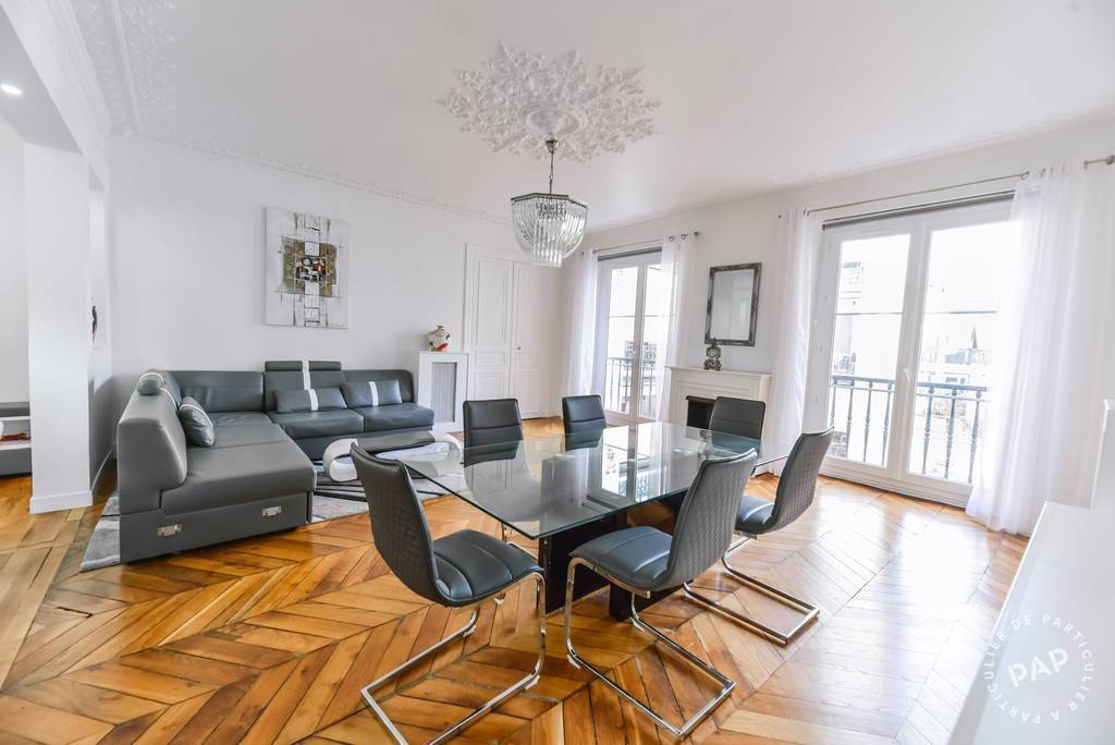 Vente appartement 4 pièces Paris 2e
