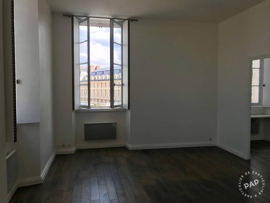 Vente Appartement Fontainebleau (77300) 51m² 385.000€